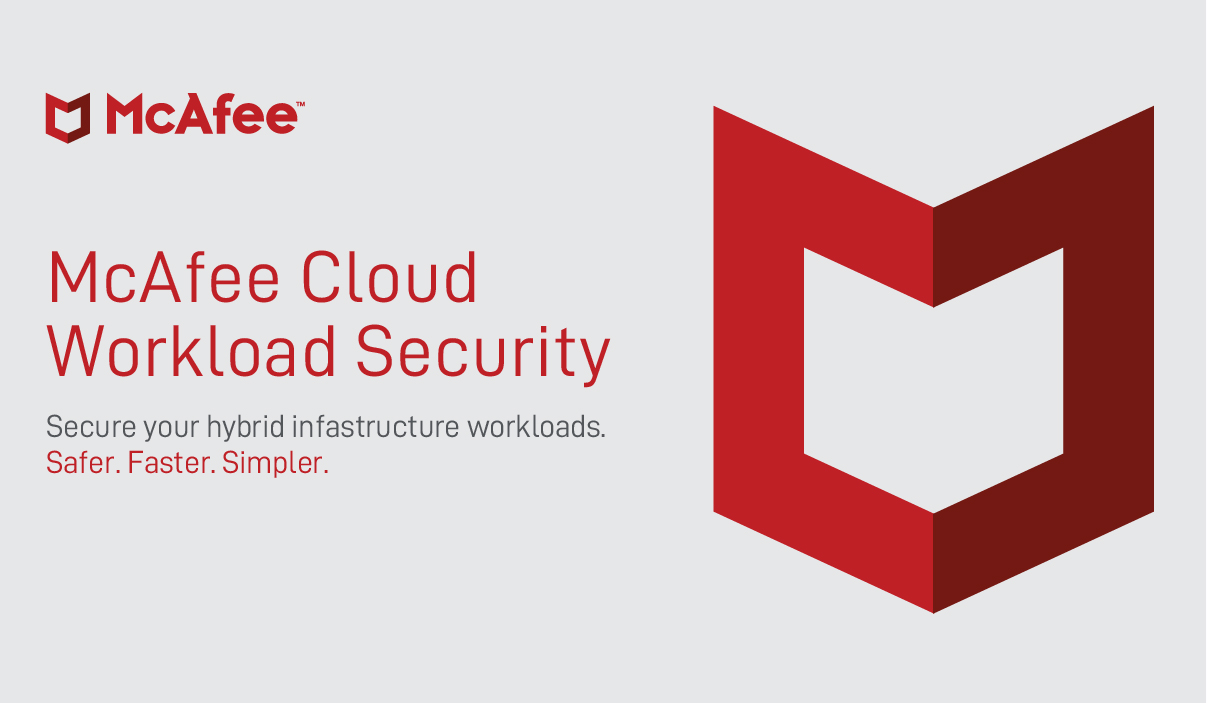 mcafee cloud workload security