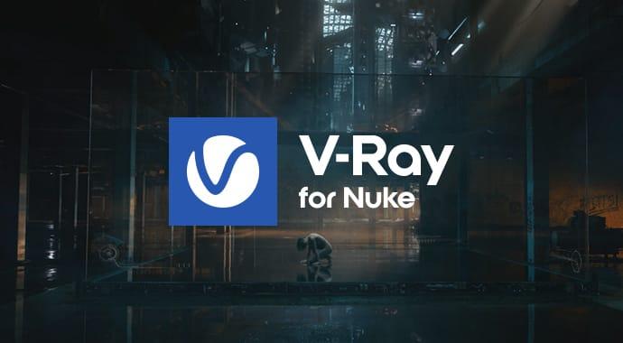 Vray for Nuke