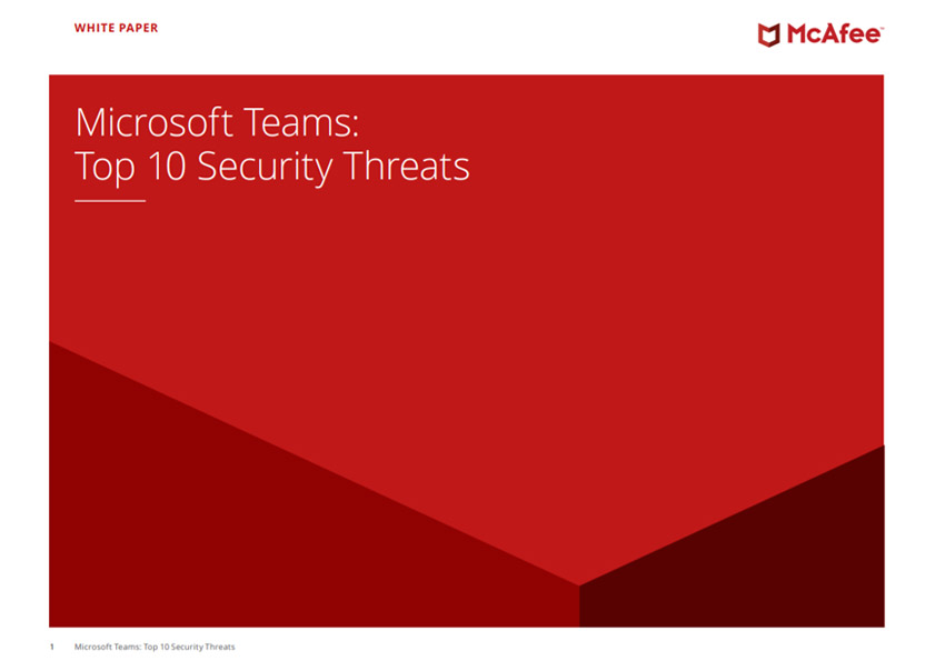 Microsoft Teams Top 10 Security Threats