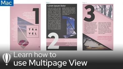 Multiple Page View Mac