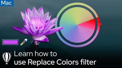 Replace Color Filter Mac
