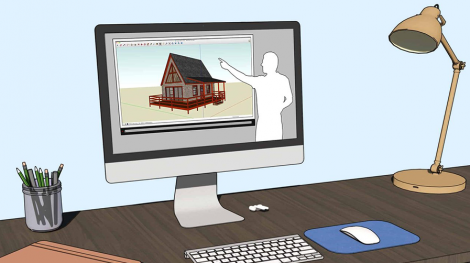 Advanced SketchUp Skills for every Architecture student