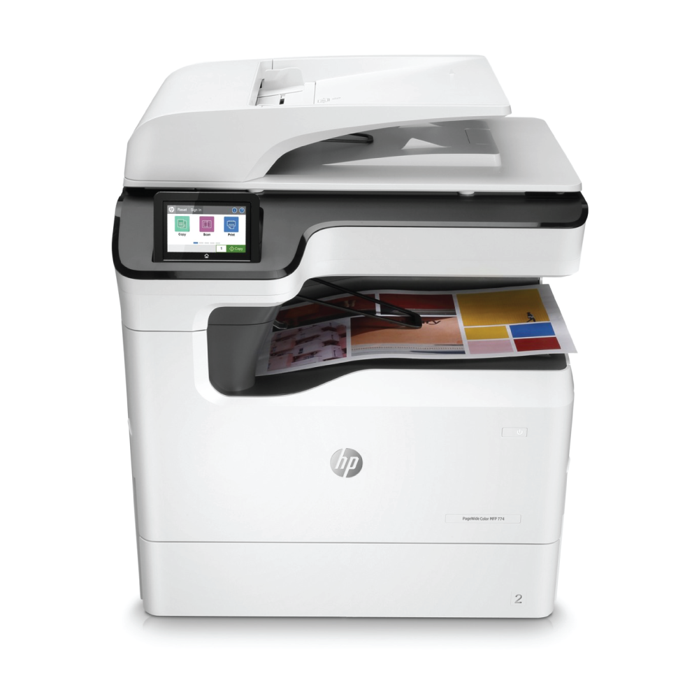 HP PageWide Pro MFP 774dn