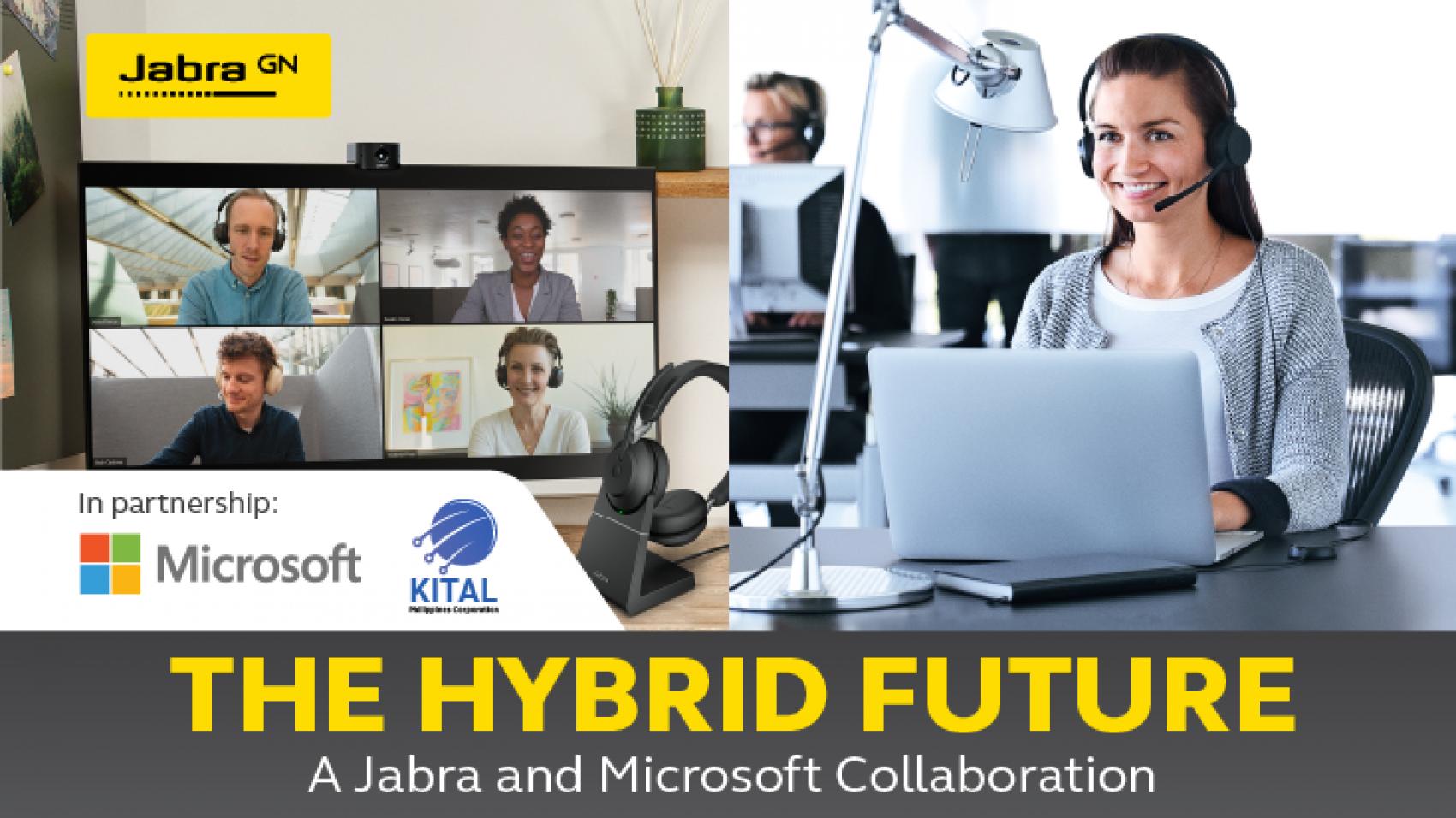 The Hybrid Future
