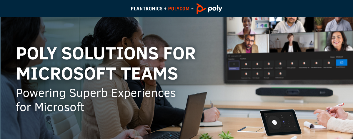 Poly Solutions for Microsoft Teams