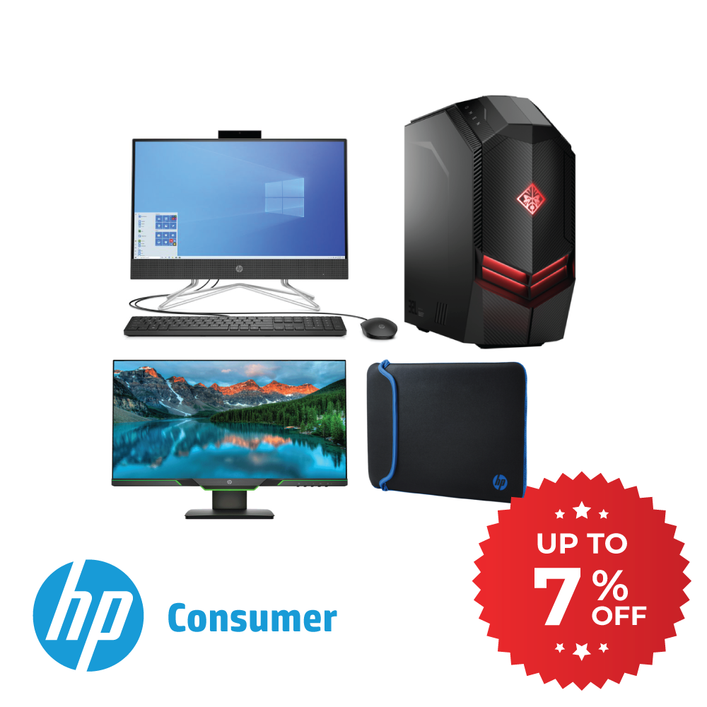 WBMS Thumbnail Computer and Accessories HP Consumer