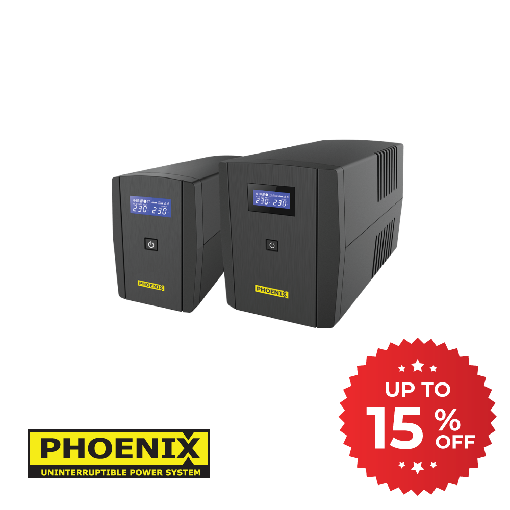 WBMS Thumbnail Computer and Accessories Phoenix UPS