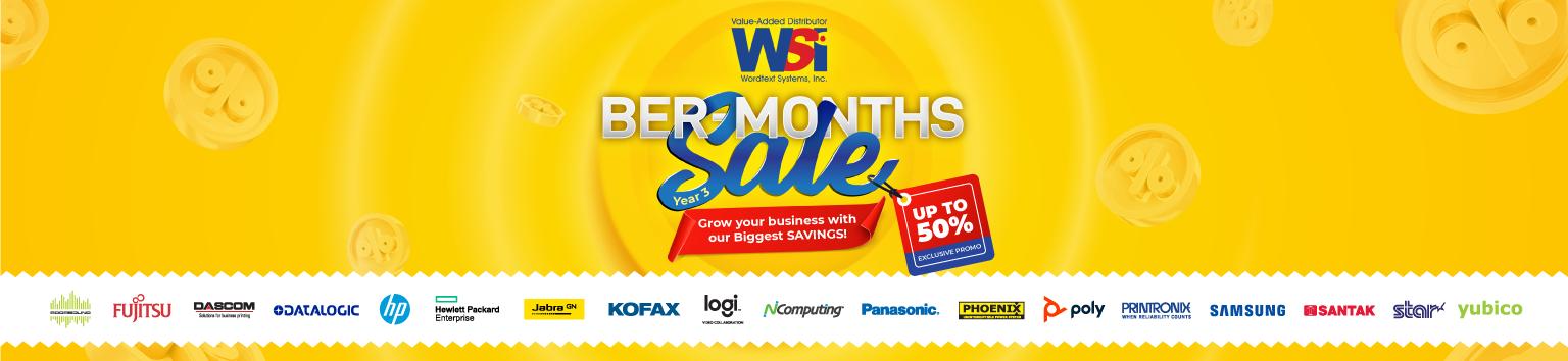 Warehouse Sale Web Banner
